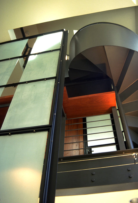 Cambell hall   WG Clark stairs (With images